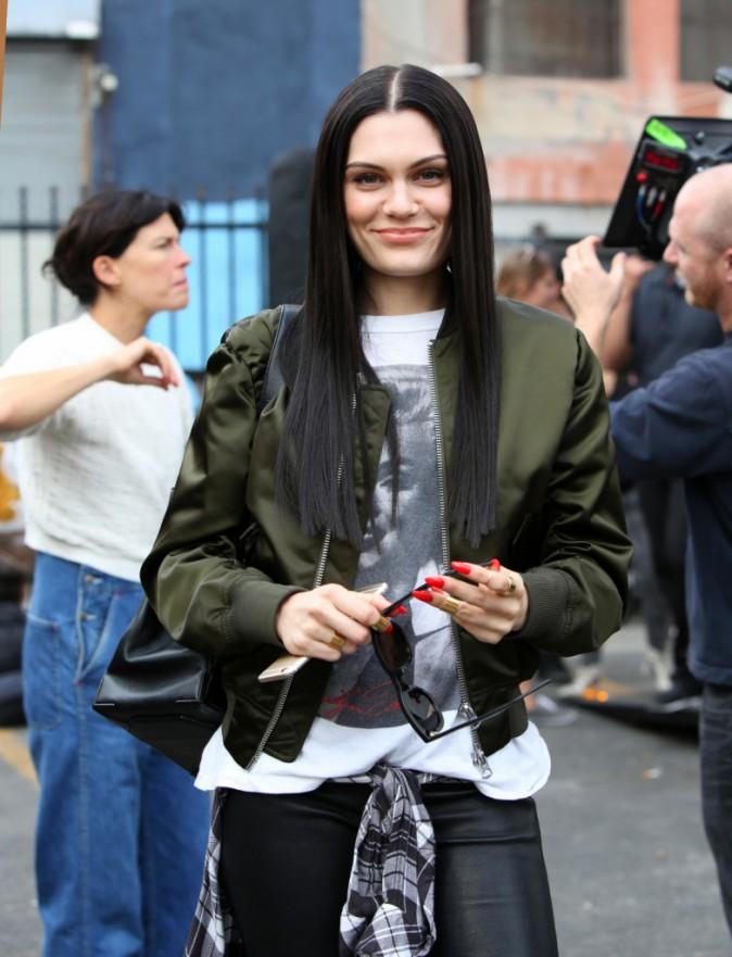 Jessie J à Los Angeles le 13 novembre 2014