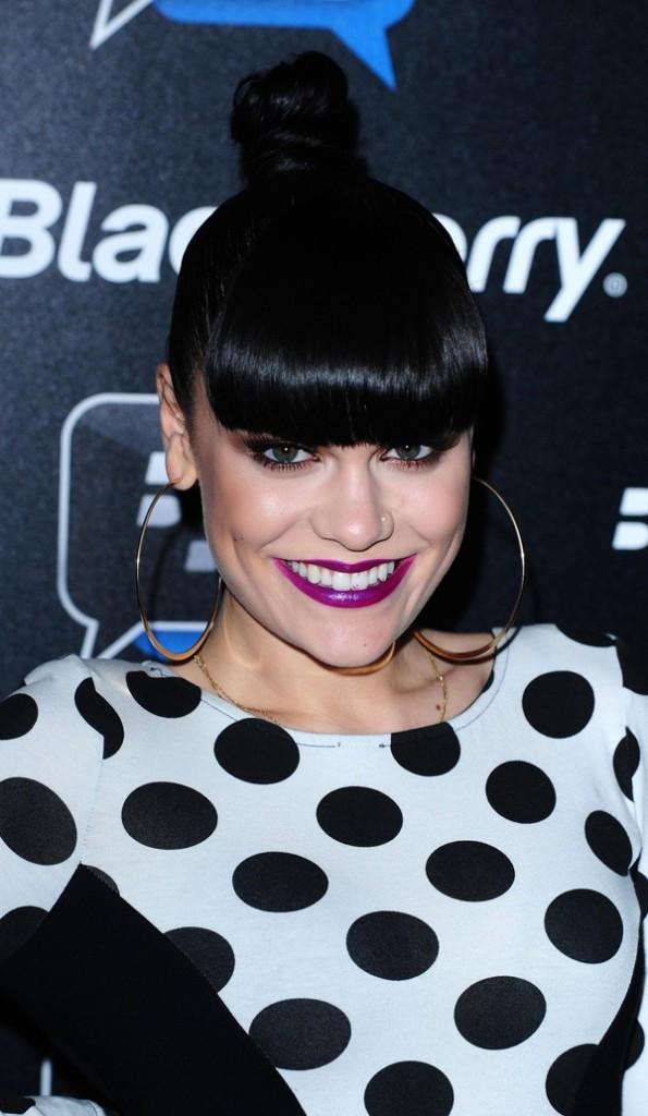 Jessie J, pimpante avant son concert !