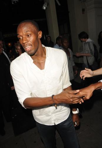 n°2 : Usain Bolt