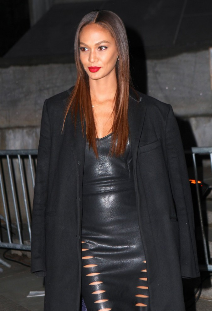 Joan Smalls le 14 avril 2015