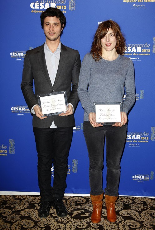 Jérémie Elkaïm et Valérie Donzelli, le duo de La guerre est déclarée