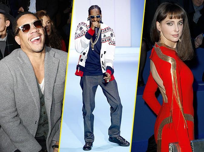 Photos : JoeyStarr, Snoop Dogg, Frédérique Bel… Il y avait du beau monde au défilé Etam !
