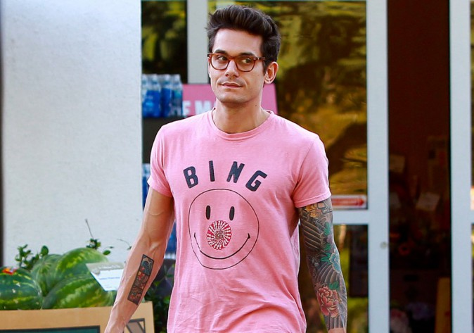 Photos : John Mayer : aminci, l'ex de Katy Perry est à croquer !