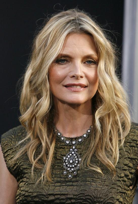 Michelle Pfeiffer à l'avant-première de Dark Shadows le 7 mai 2012