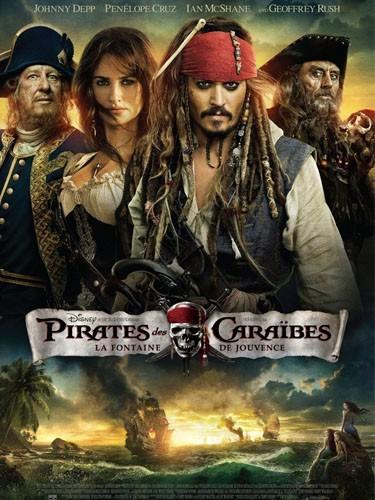 Pirates des Caraïbes - La Fontaine de jouvence ! En 3D !
