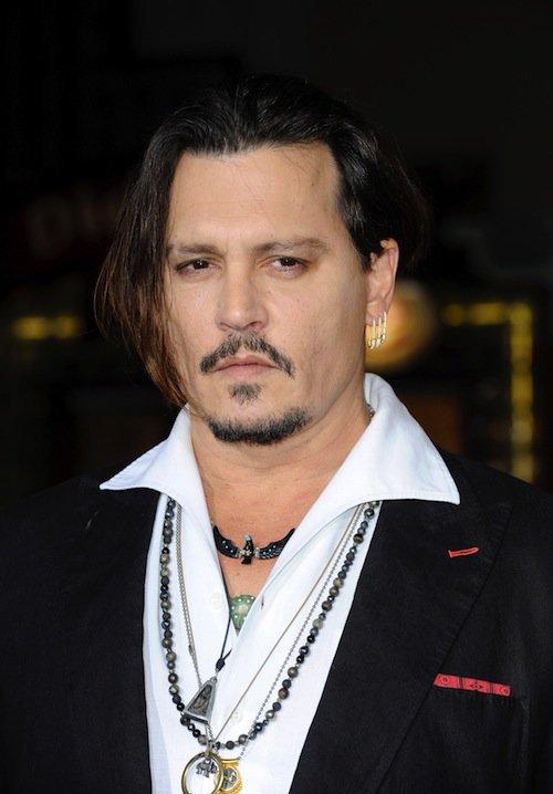 Les acteurs les moins rentables : 1/ Johnny Depp