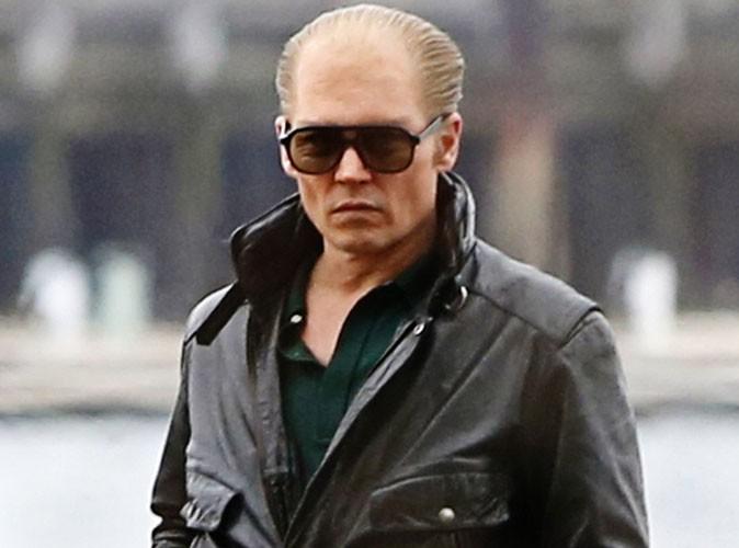Johnny Depp : méconnaissable pour entrer dans la peau d'un gangster !