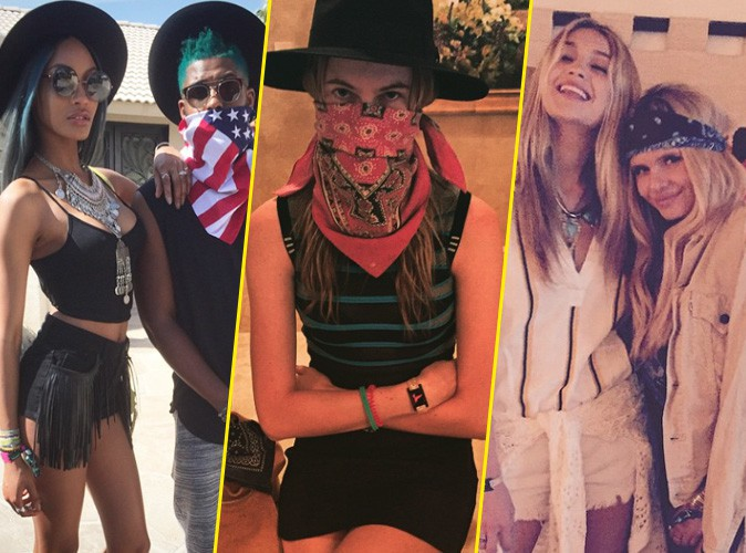 Photos : Jourdan Dunn, Behati Prinsloo, Gigi Hadid…les tops envahissent Coachella !