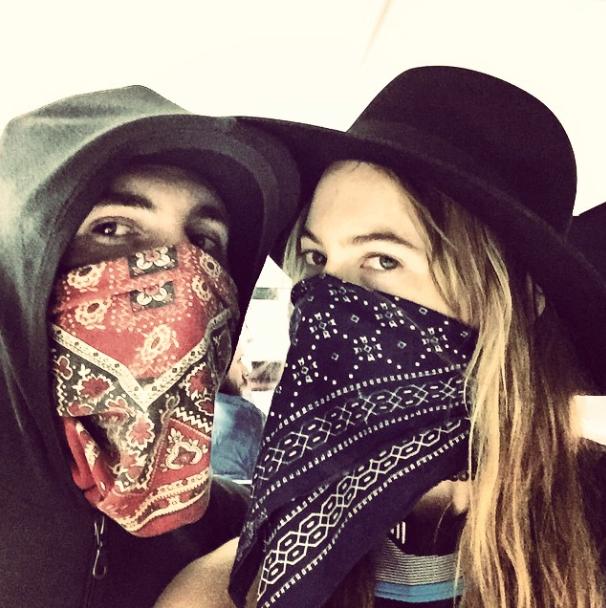 Photos : Jourdan Dunn, Behati Prinsloo, Gigi Hadid…les tops envahissent Coachella !