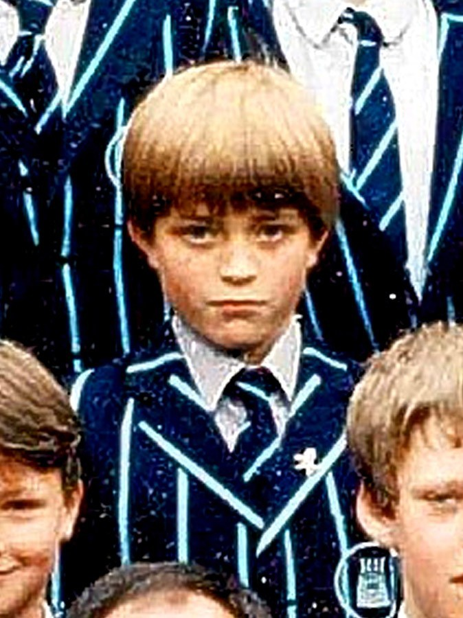 Photos : Robert Pattinson en 1994, à la Tower House School