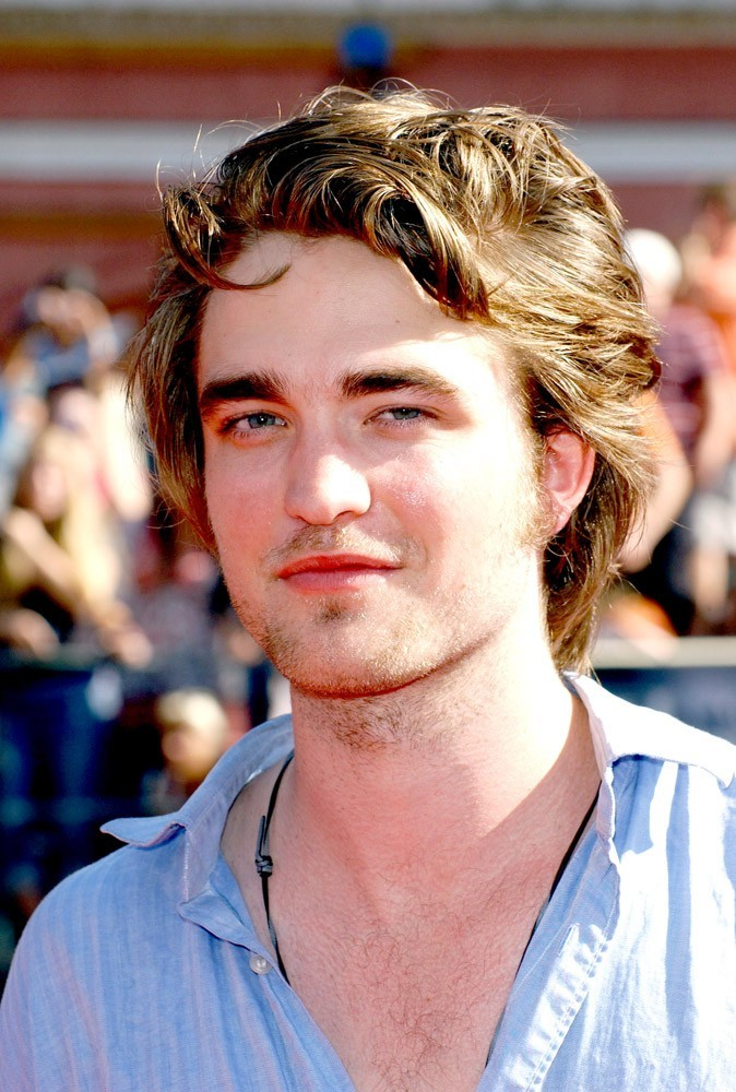 Photos : Robert Pattinson en 2007, à la première d'Harry Potter et l'ordre du Phoenix