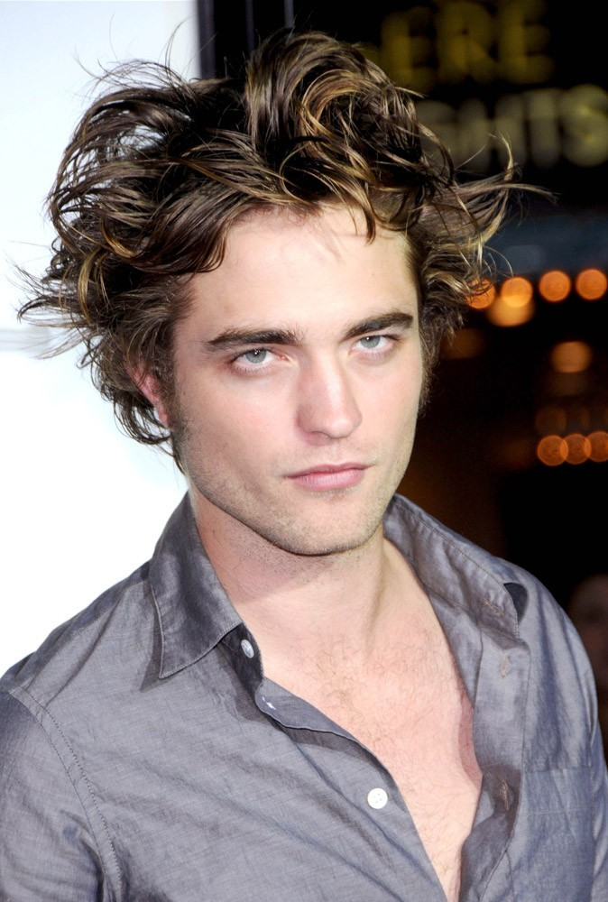 Photos : Robert Pattinson en 2008 à la première de Sex drive
