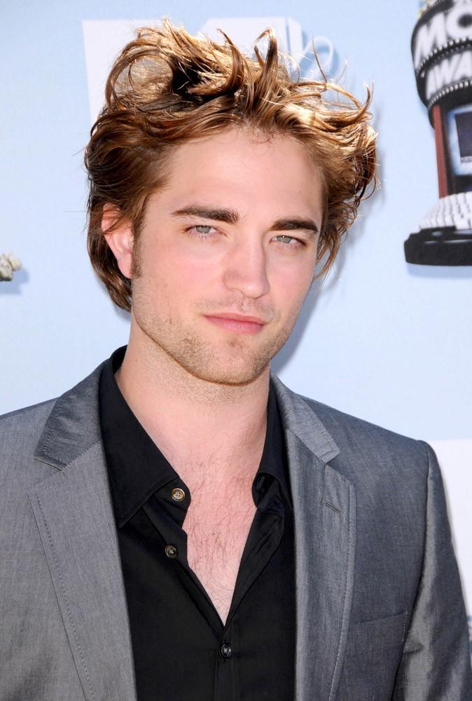 Photos : Robert Pattinson en 2008 aux MTV Movie Awards