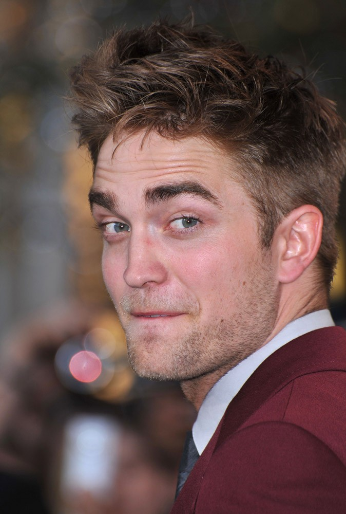 Photos : Robert Pattinson en 2010 pour la première de Twilight : eclipse à L.A