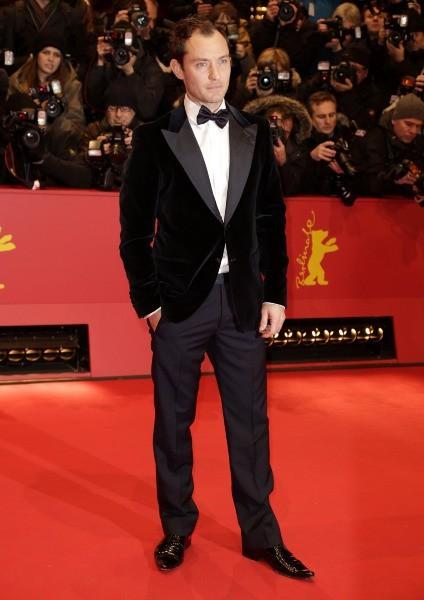 Jude Law, Berlin, 12 février 2013
