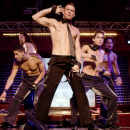 Channing Tatum dans Magic Mike
