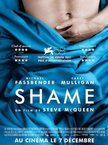 Michael Fassbender dans Shame