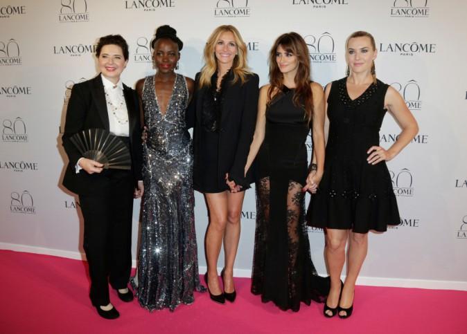 Julia Roberts, Penélope Cruz et Kate Winslet le 7 juillet 2015