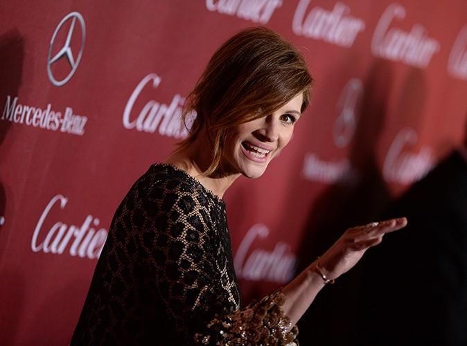 Julia Roberts à Palm Springs le 4 janvier 2014