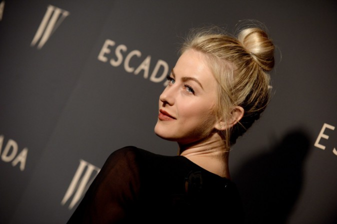Julianne Hough lors de la soirée Escada à Los Angeles, le 26 septembre 2013.
