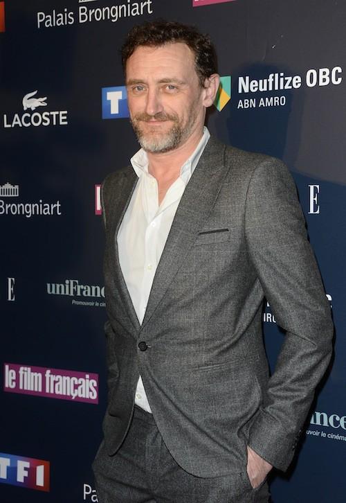Jean-Paul Rouve aux Trophées du Film Français à Paris, le 12 février 2015