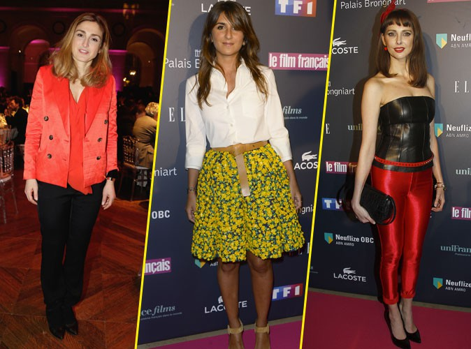 Photos : Julie Gayet, Géraldine Nakache, Frédérique Bel… Toutes aux Trophées du Film Français !