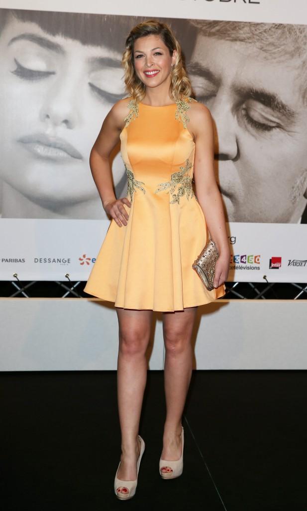 Eléonore Boccara au Festival Lumière.