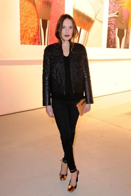 Ana Girardot le 31 janvier 2013 à Paris