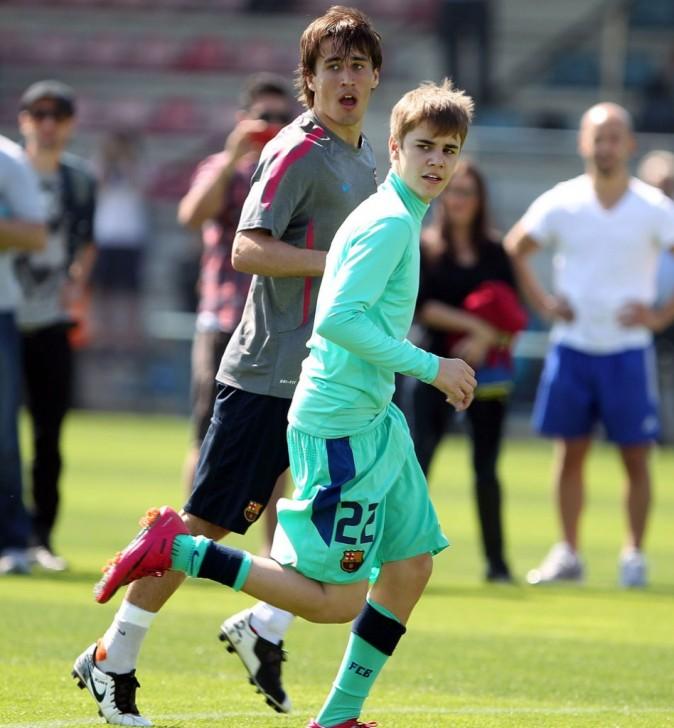 Justin, une future recrue du FC Barcelone ?