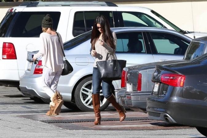 Selena Gomez à Los Angeles le 3 décembre 2012