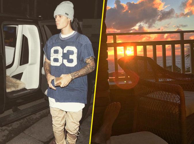 Photos : Justin Bieber au grand air : il annule sa prestation pour se ressourcer