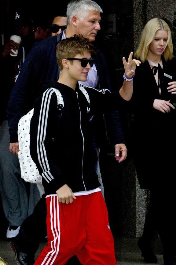 Justin reste peace !