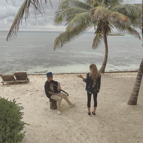 Après Anguilla, Justin Bieber et Hailey Baldwin se sont envolés vers Mexico