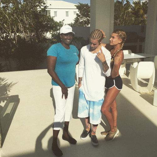 Justin Bieber passe tout son temps avec Hailey Baldwin