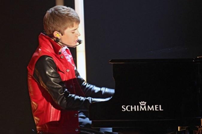 Au piano, ça va encore...