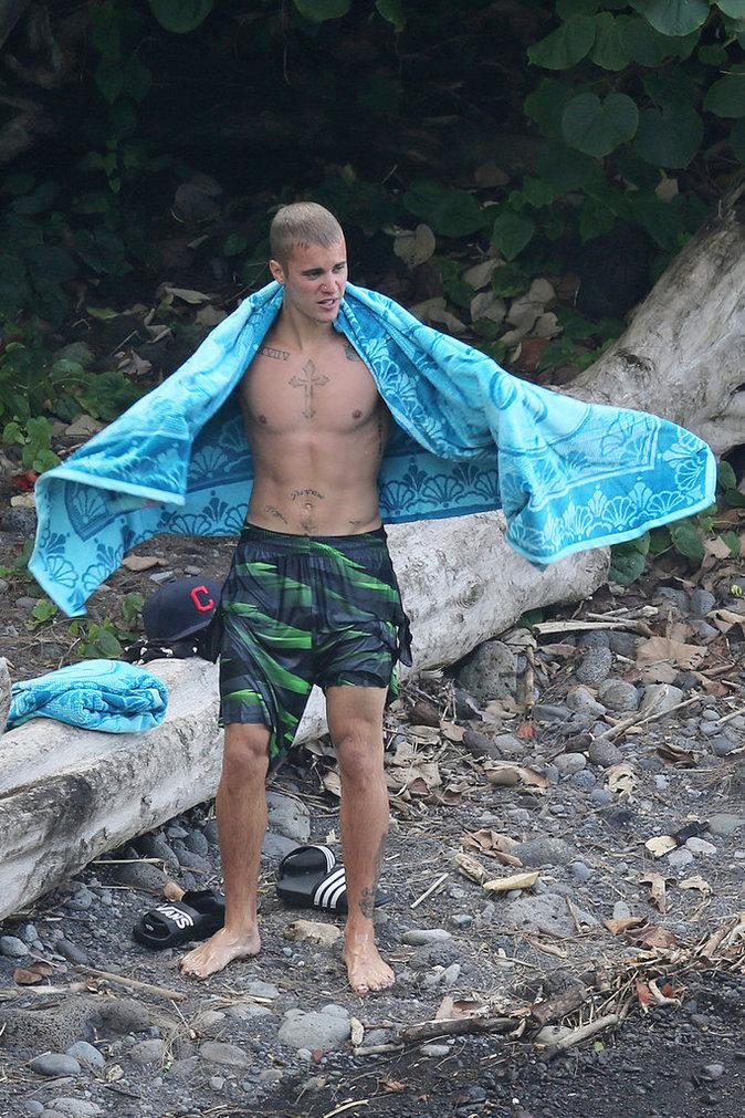 Photos : Justin Bieber : les nouveaux clichés hot !