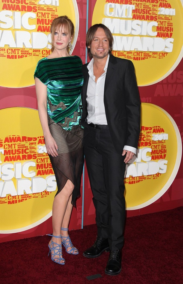 Nicole Kidman et Keith Urban !