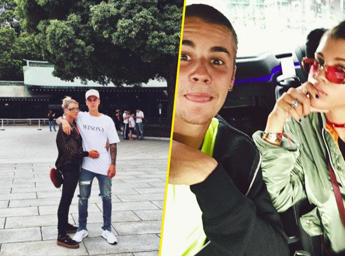 Photos : Justin Bieber : Pour protéger sa nouvelle chérie, il prend une décision radicale !