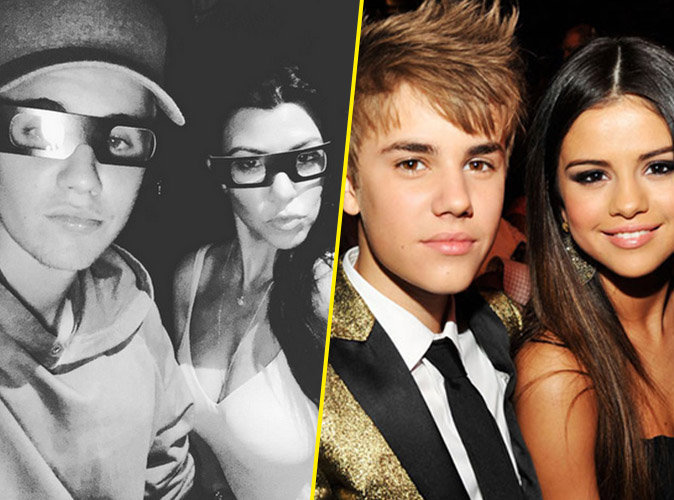 Justin Bieber a répondu aux rumeurs sur Selena Gomez et Kourtney Kardashian !