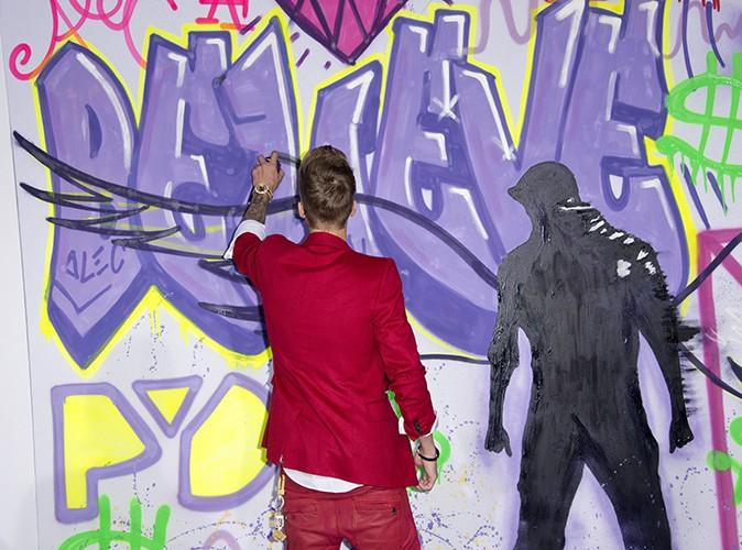 Justin Bieber à Los Angeles le 18 décembre 2013