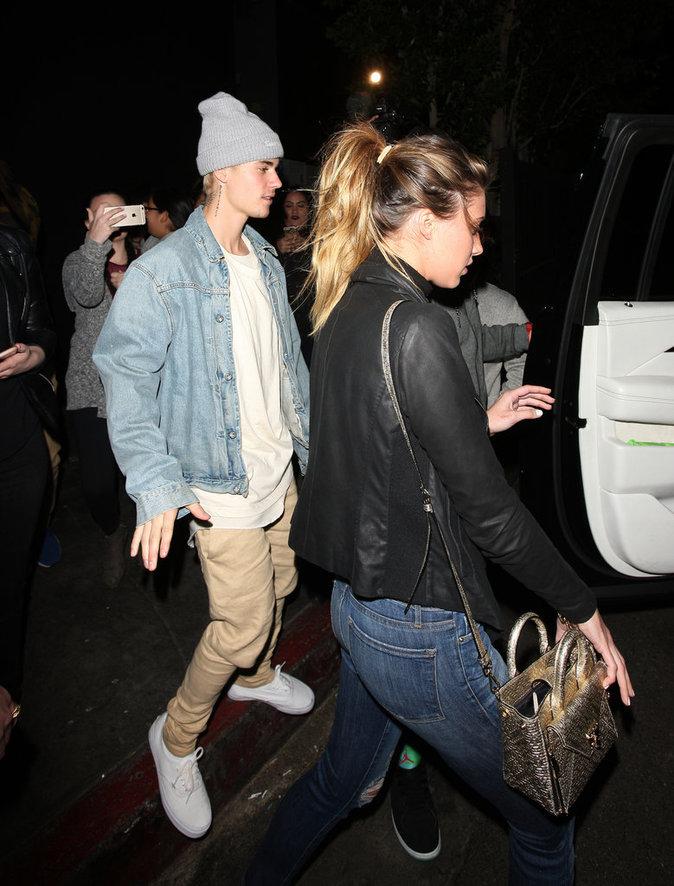 Photos : Justin Bieber : une nouvelle blonde à son tableau de chasse !