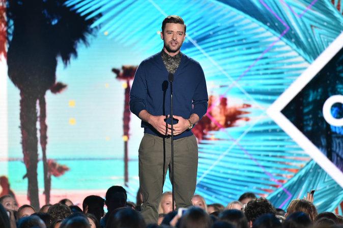 Justin Timberlake a prôné la tolérance