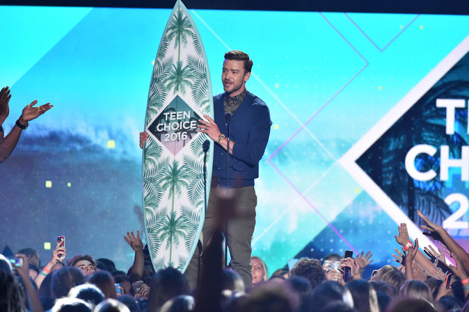 Justin Timberlake est sexy !