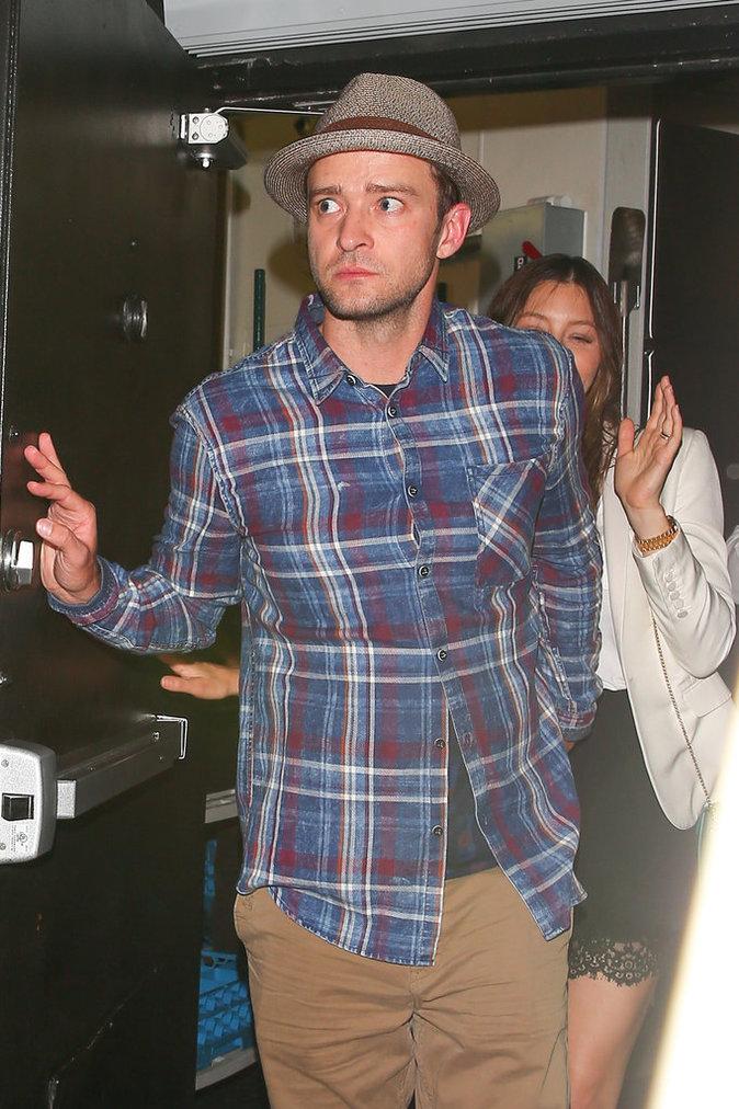 Justin Timberlake et Jessica Biel : trop dure la vie de star...