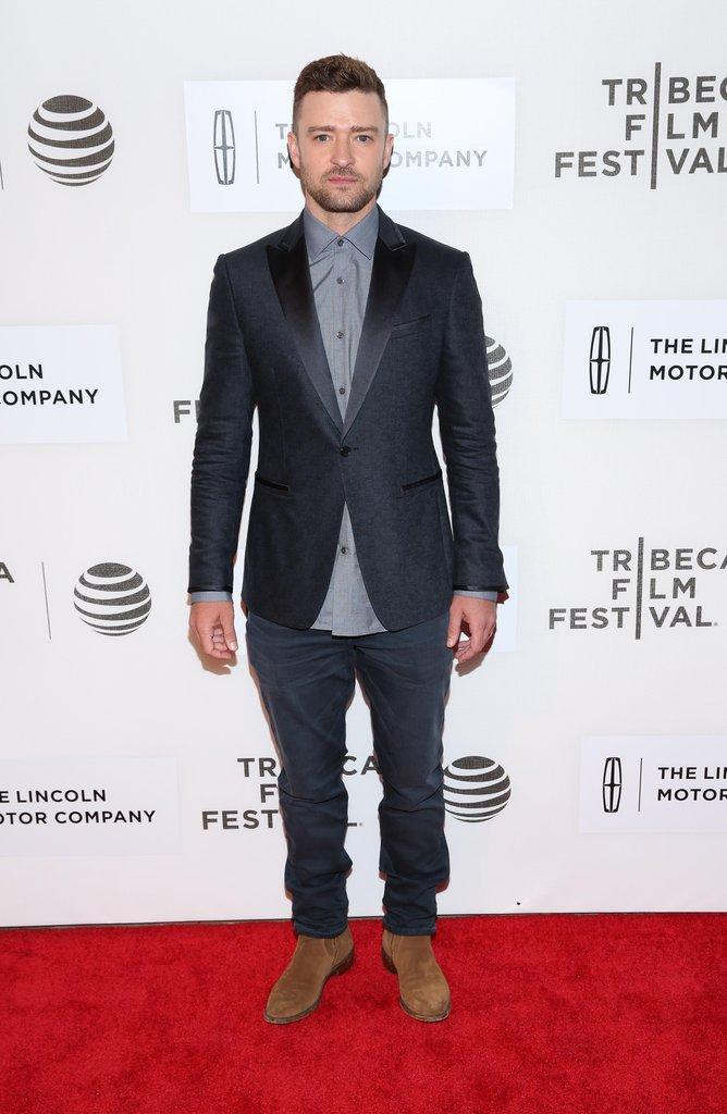 Photos : Justin Timberlake : il joue volontiers les potiches pour Jessica Biel !
