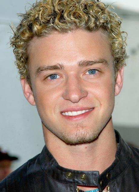 A l'époque où il était blond !