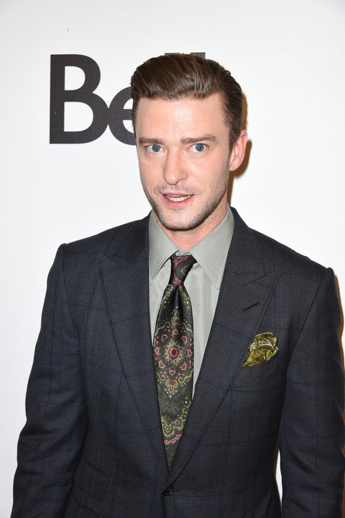 Justin Timberlake a le style dans la peau.