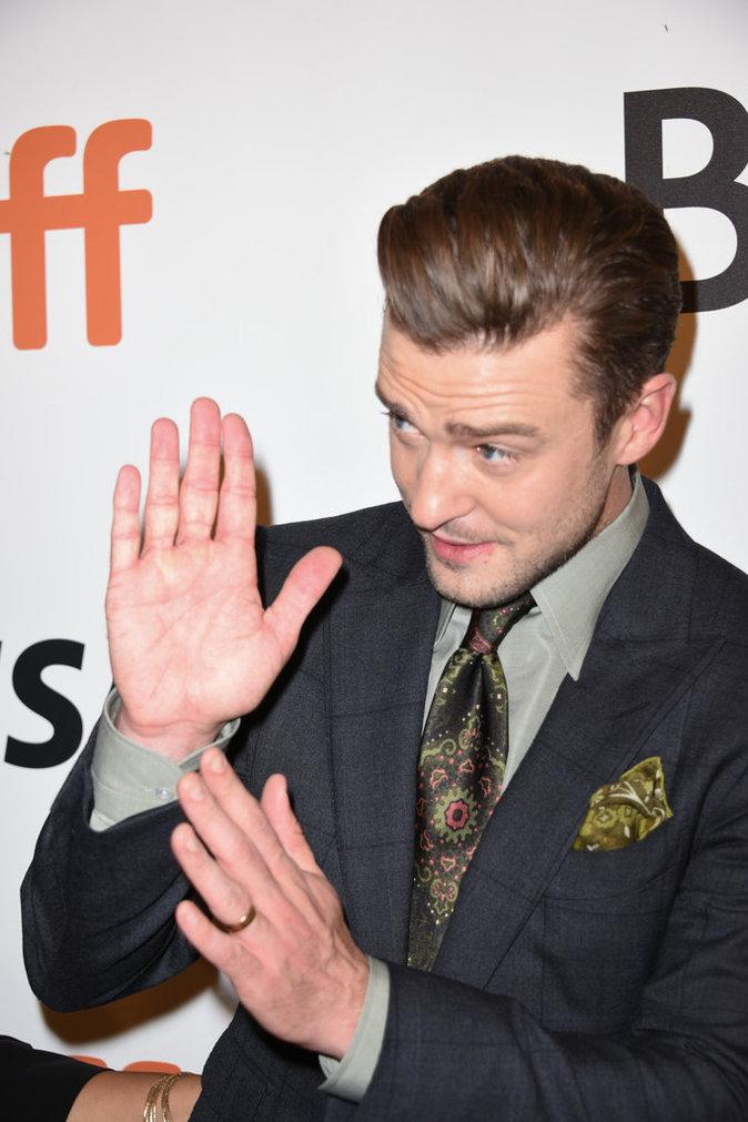 Justin Timberlake ne passe jamais inaperçu