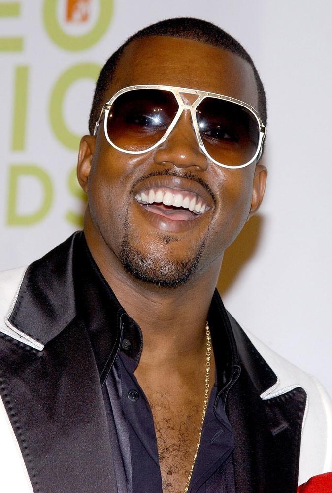 Photos : Kanye West en 2005