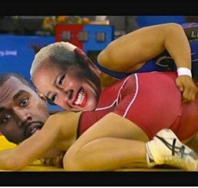 Kanye West : après Amber Rose, c'est la toile qui le pointe du doigt